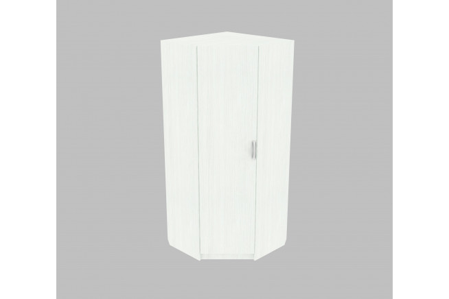 Эко Шкаф угловой без зеркала (анкор светлый)