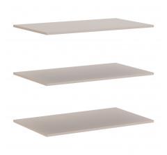 Беатрис. Мод11 Комплект полок для шкафов, 3 шт, Палермо