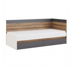 Гринвич. Мод. 1 Кровать 0,9, Авелано
