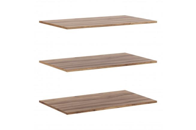 Моника. Мод.11 Комплект полок для шкафов, 3 шт, Авелано